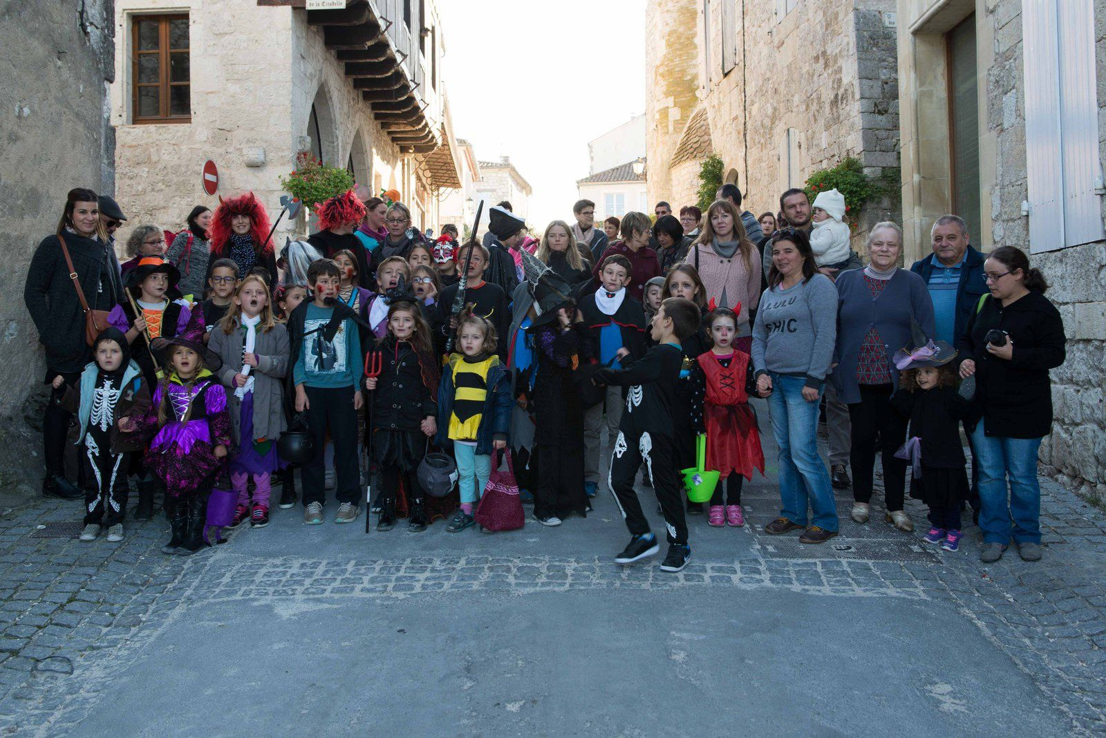 Cazideroque : Les vacances d'automne au centre de loisirs