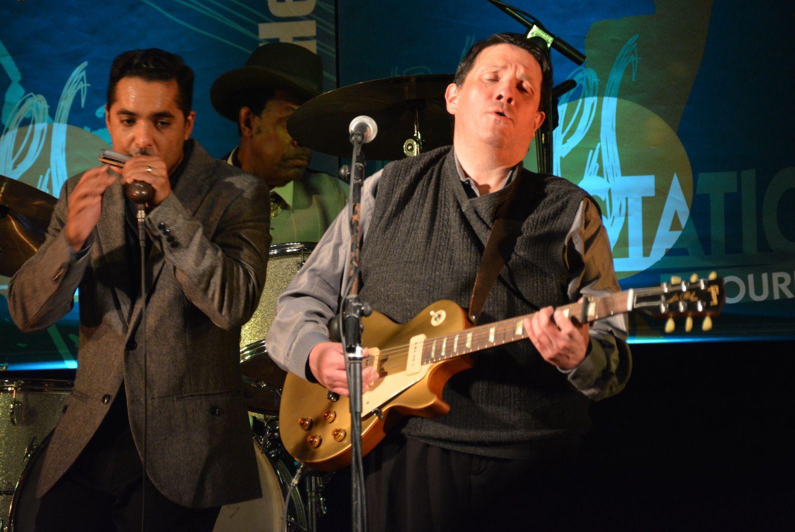 Tournon d'Agenais : Le Chicago Blues Festival fait halte à l'Abescat