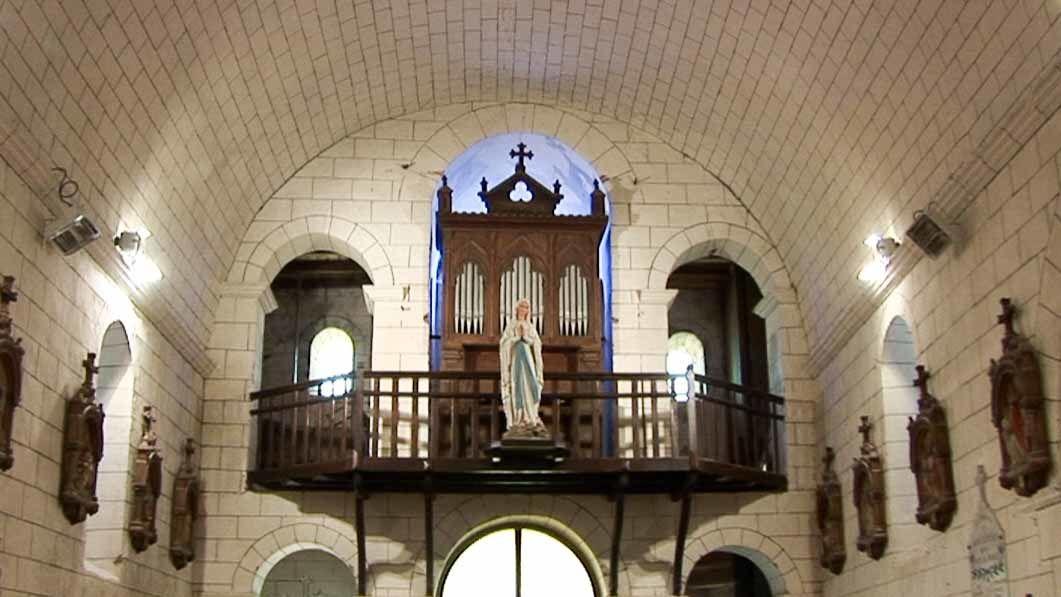 Saint Georges : L'orgue de l'église sera restauré