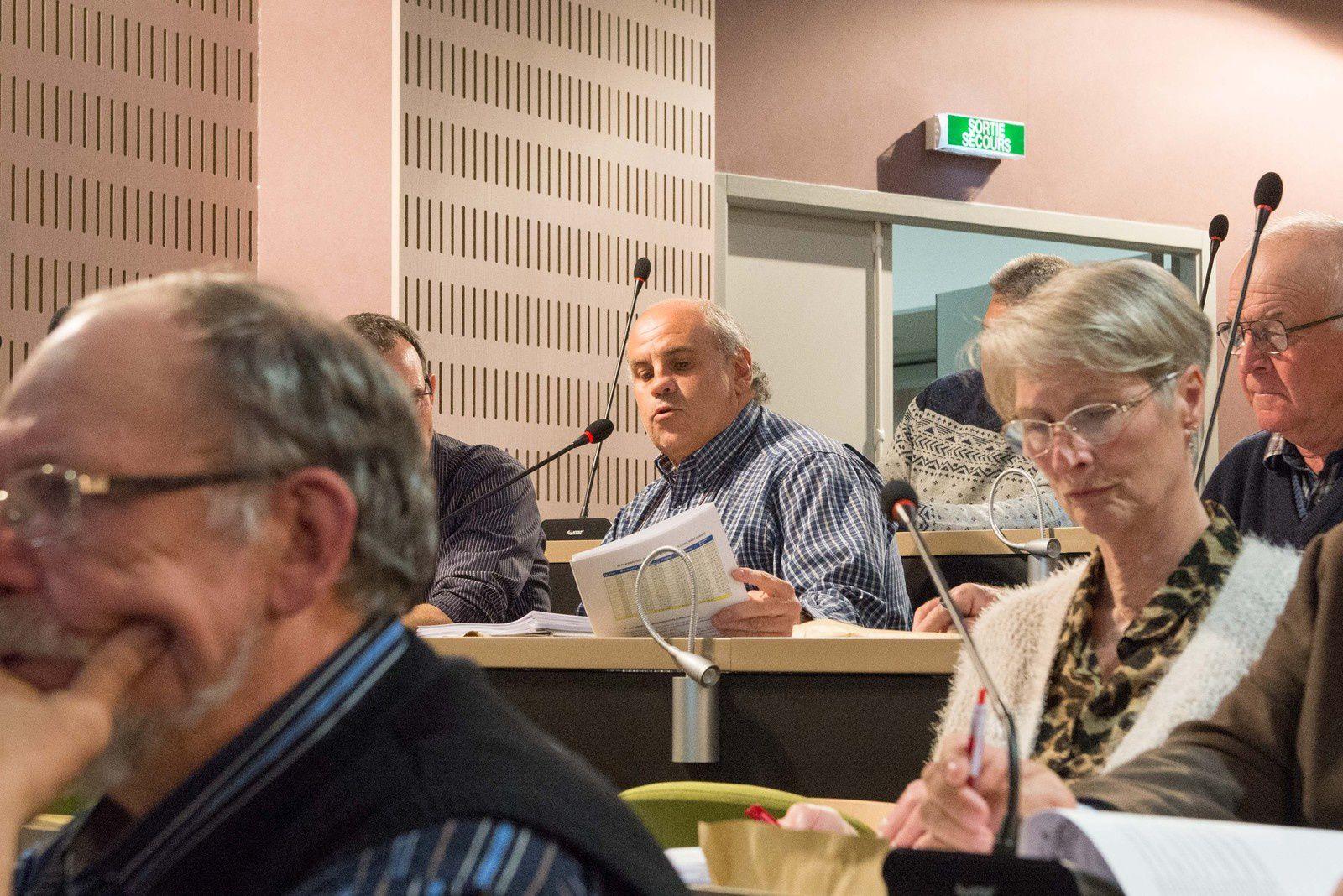 Conseil Communautaire : le budget prévisionnel voté presque à l'unanimité !