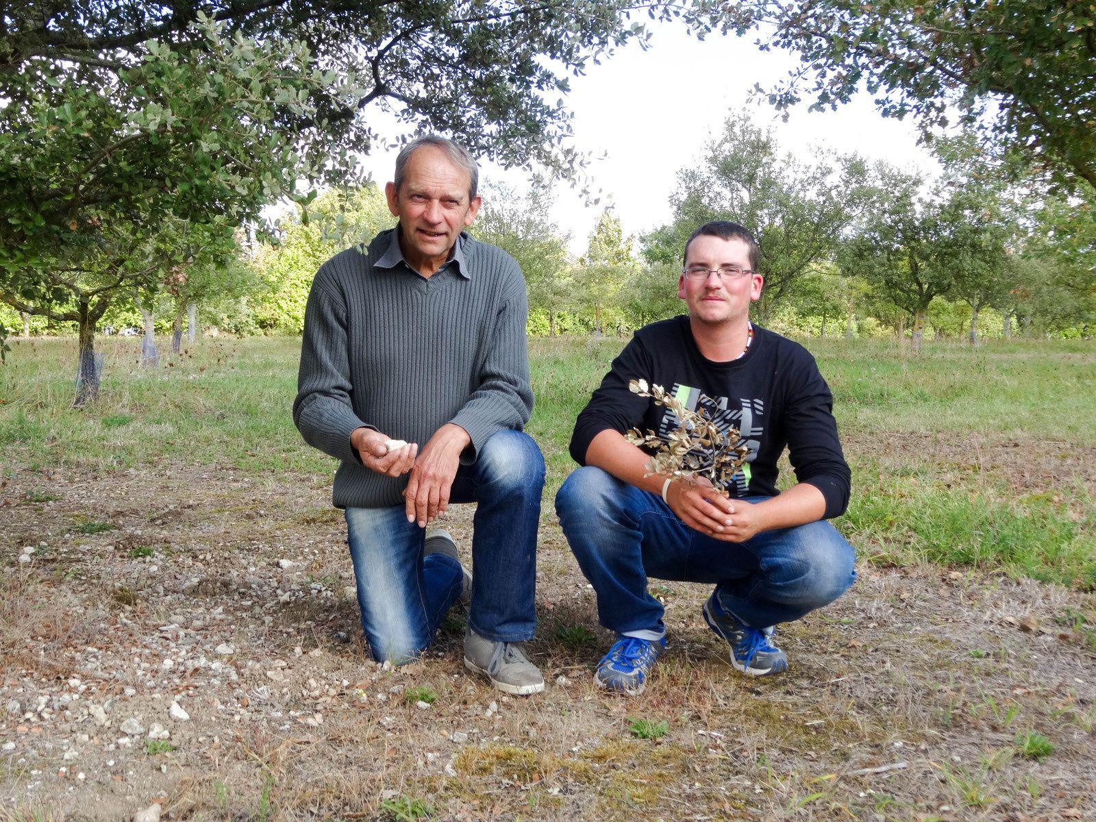 « Aqui Truf 47 » propose un crowfunding autour de la truffe
