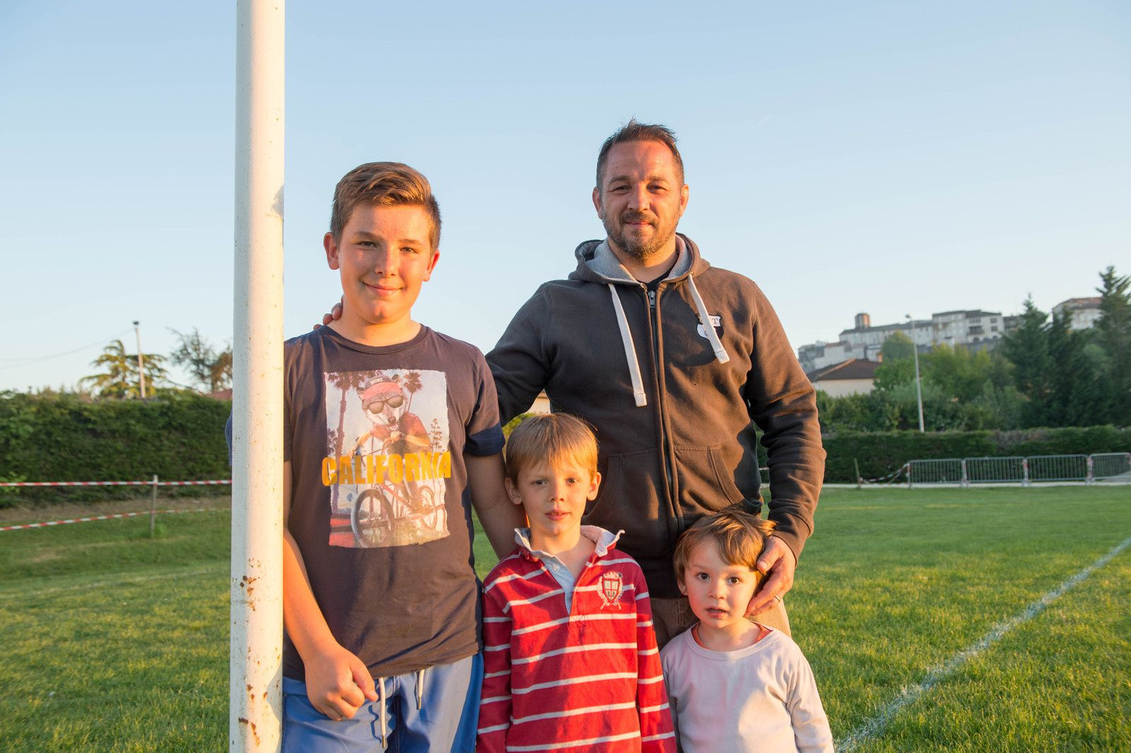 Rugby : Alan Dosser raccroche ses crampons !