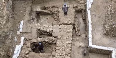 Israël : un archéologue dit avoir découvert la maison de Jésus