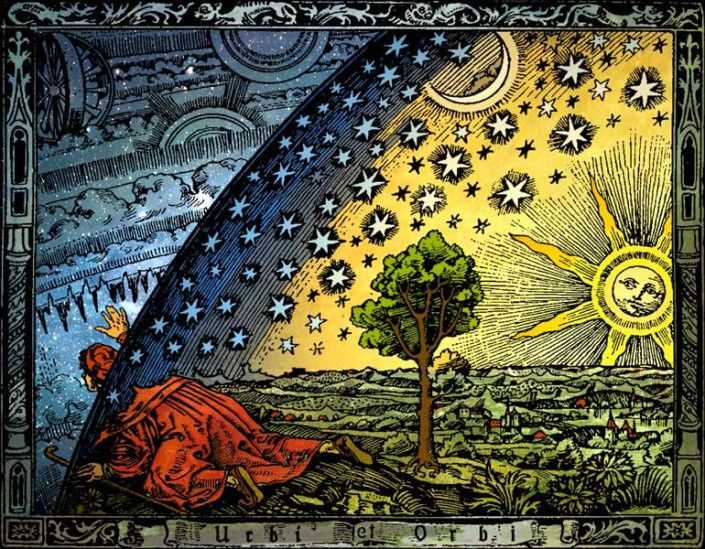Message de Nicolas Flamel, Alchimiste