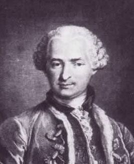 Message du Comte de Saint Germain - La réinitialisation de l'ADN