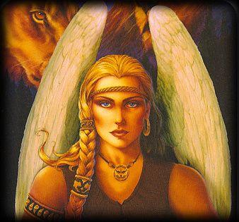 Message de l'Archange Ariel -  Honorer ses contrats d'âme