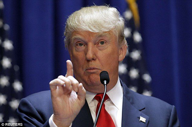 Donald Trump, allié objectif de l'Eglise catholique, va calmer les objectifs de l'islam
