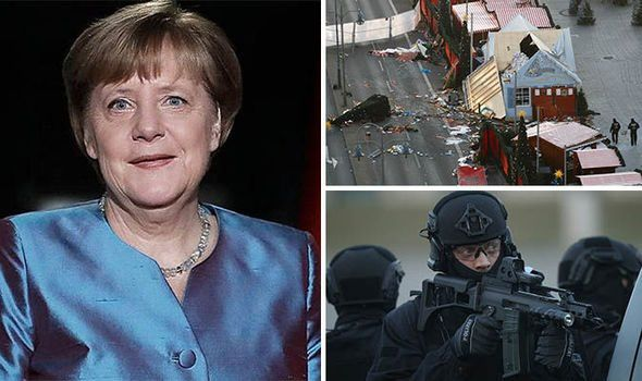 Ils vont finir par craquer : Angela Merkel exhorte les Allemands à combattre la terreur par l'amour et la compassion