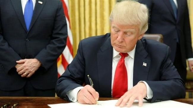 Les toutes premières mesures adoptées par Donald Trump