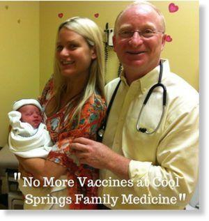 Un médecin prend l'engagement de ne plus vacciner : &quot&#x3B;Je ne veux plus participer à ce génocide !&quot&#x3B;