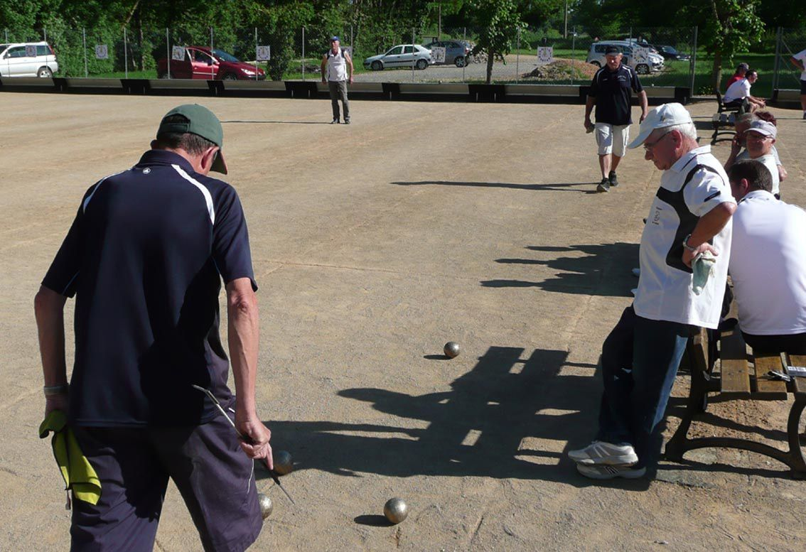 Boules Lyonnaises : Un grand week-end !