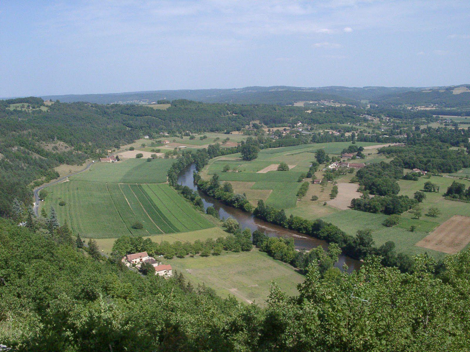 Les amants de la Dordogne.