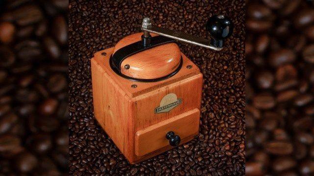 Un bon petit café …