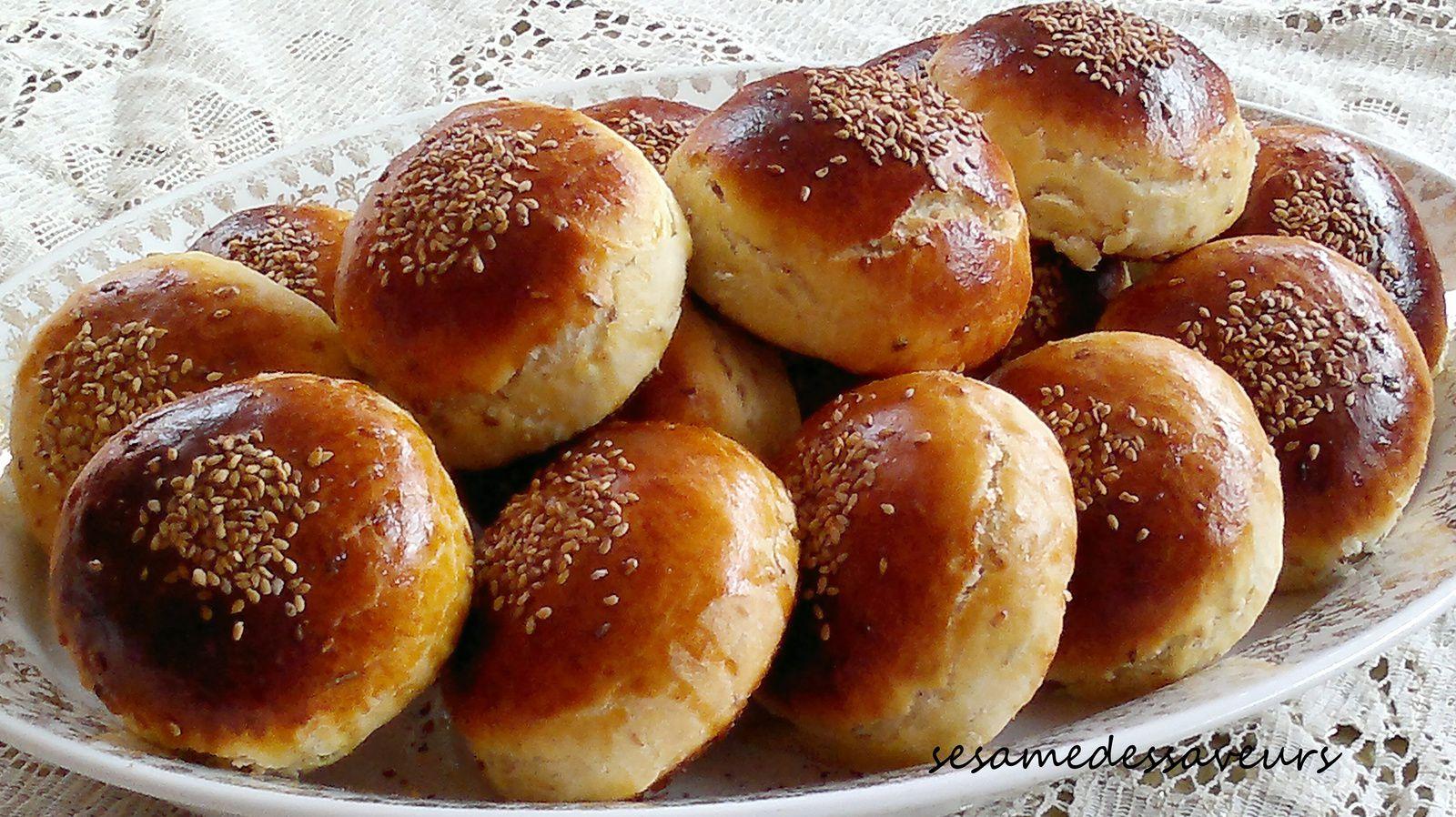 Brioche  Cuisine marocaine  Entrées