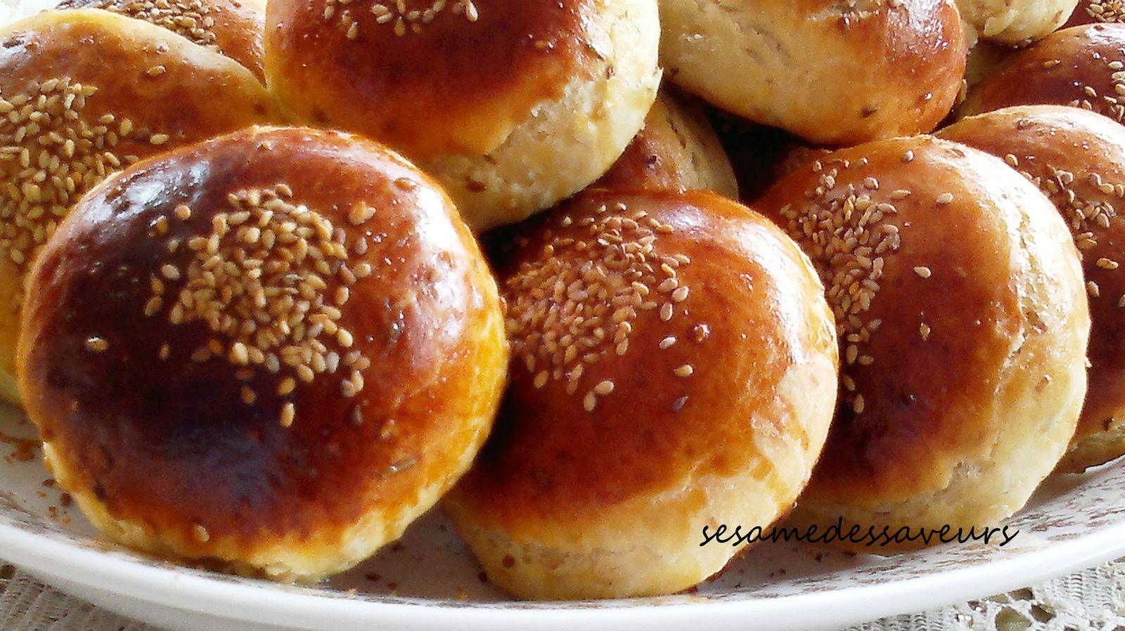 krachel ou brioche marocaine  Ramadan  Spécial fêtes  FORUM cuisine