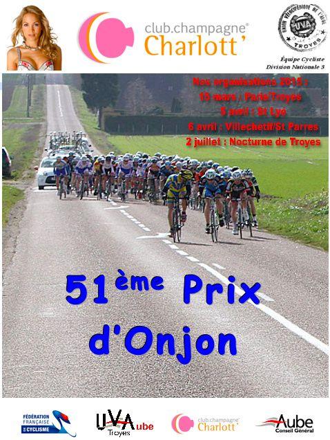 Annonce de course : 51ème Prix d'Onjon