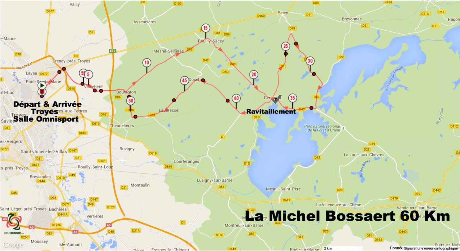 La Michel Bossaert 2017