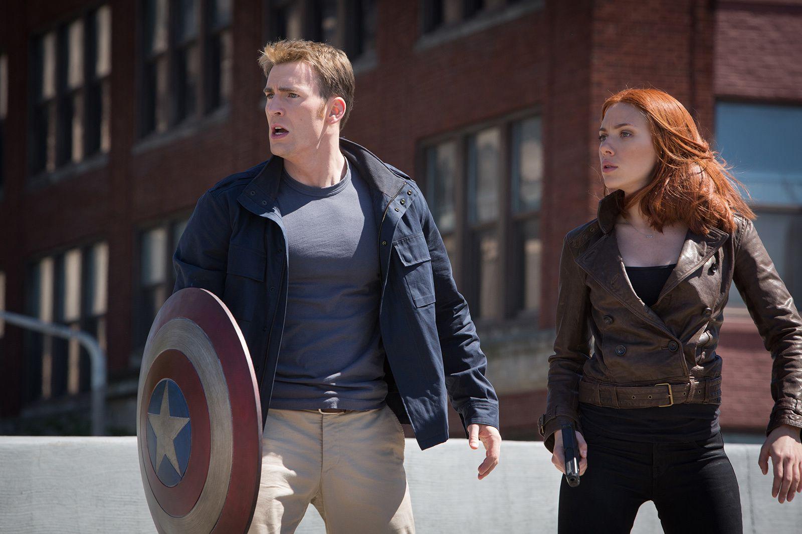Critique - Captain America, le soldat de l'hiver