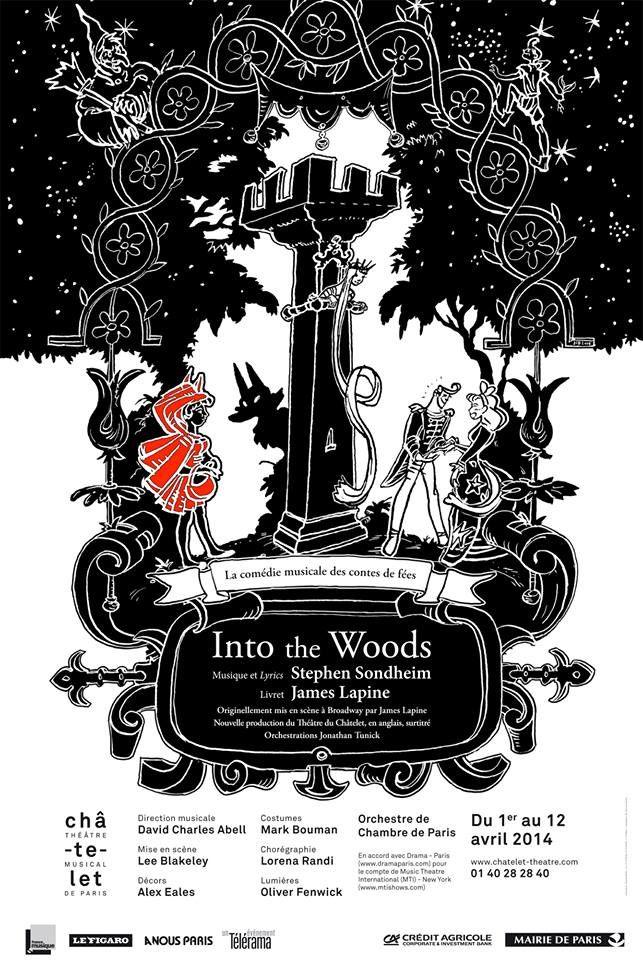 Into the Woods ce soir sur France Musique
