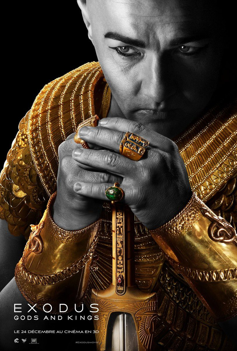 La bande-annonce VOST de Exodus: Gods and Kings