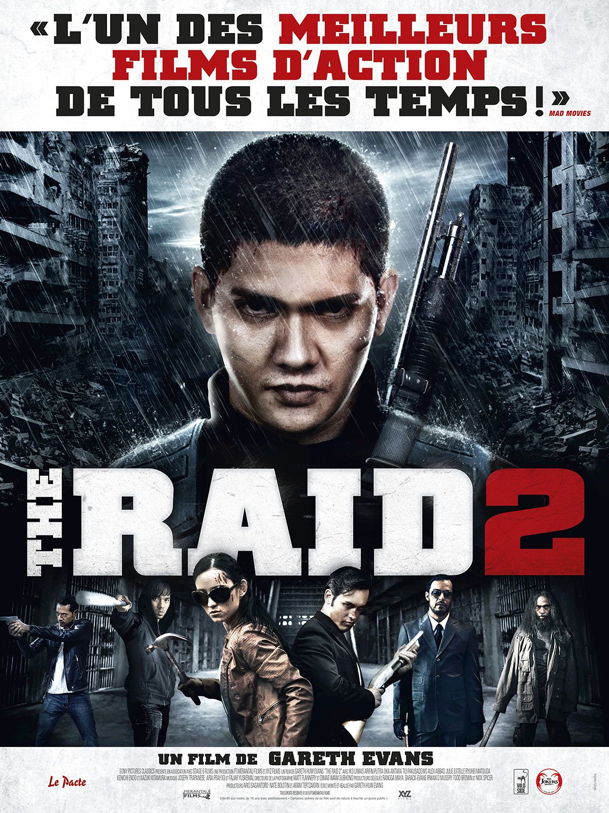 Critique - The Raid 2