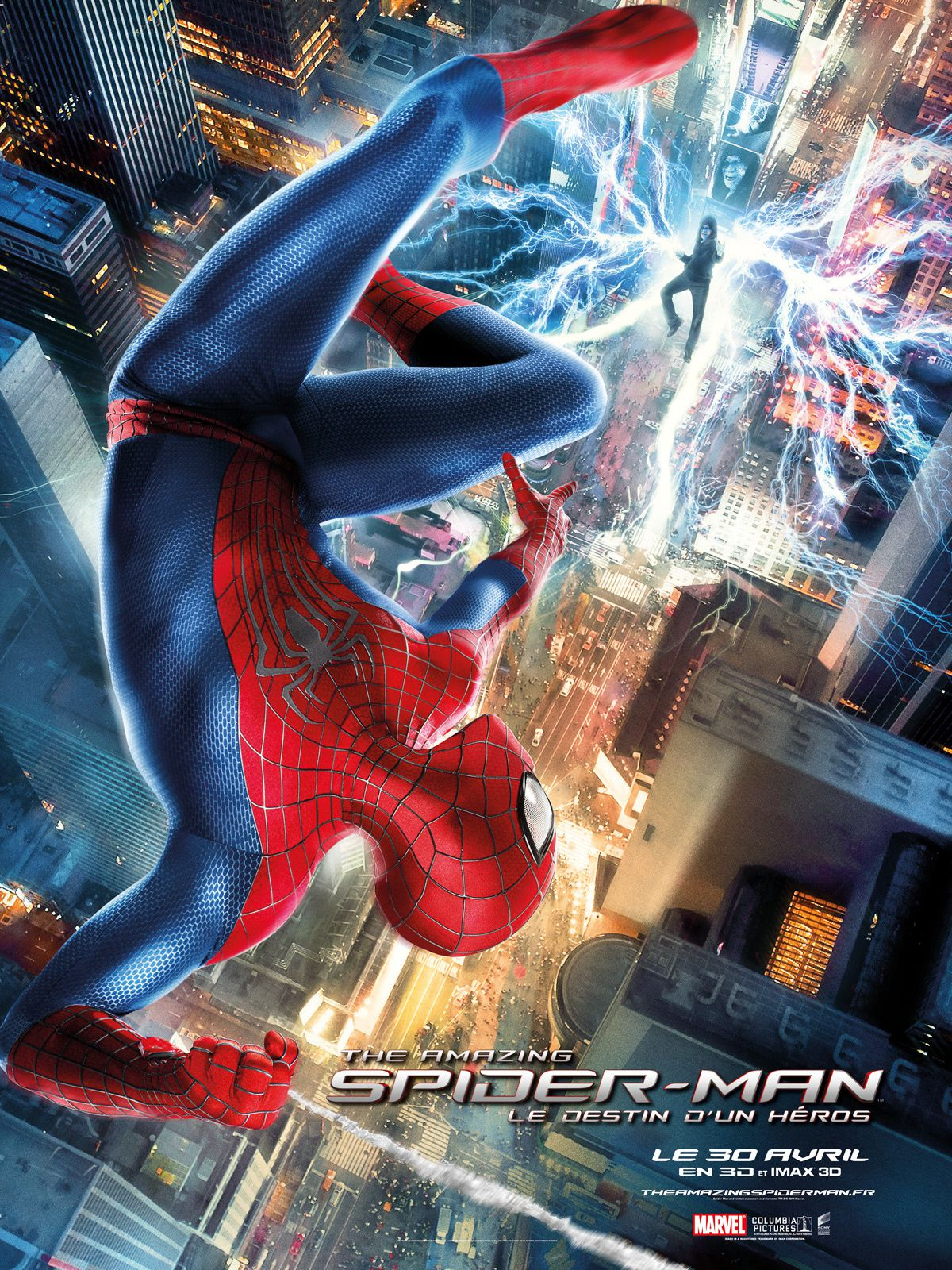 Test Blu-Ray - The Amazing Spider-Man 2