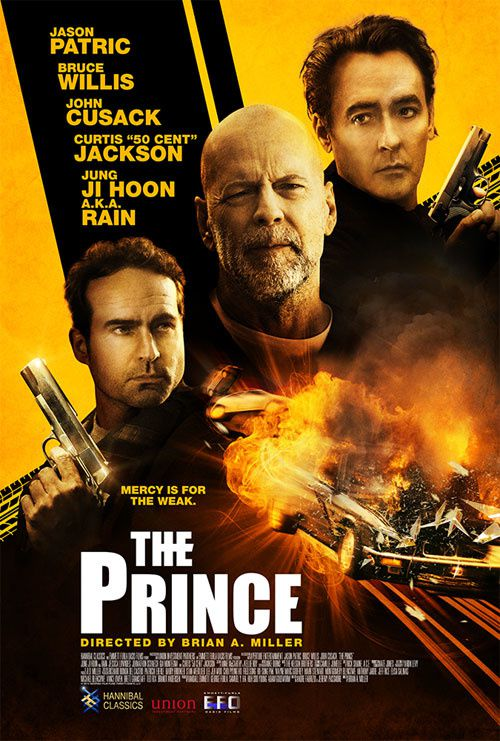 Concours - The Prince avec Bruce Willis : 2 Blu-Ray à gagner