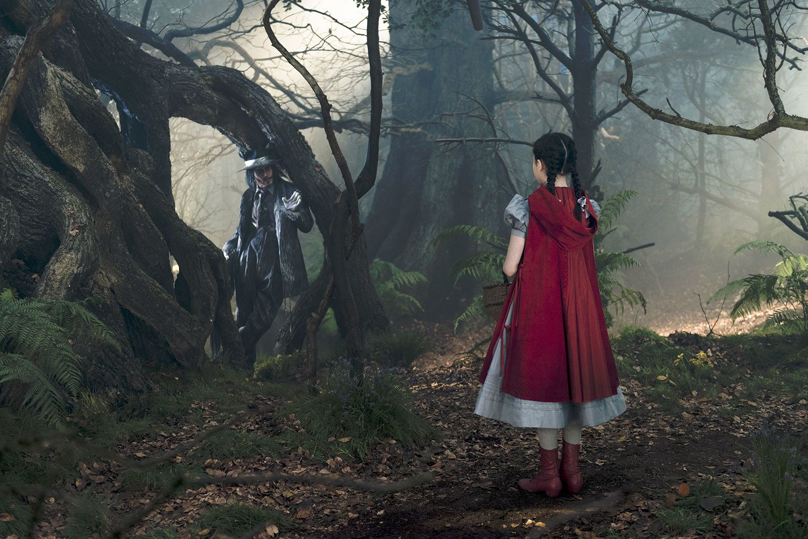 Critique - Into The Woods de Rob Marshall