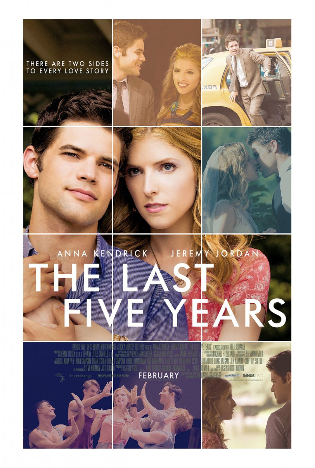 Critique - The Last Five Years (Anna Kendrick)