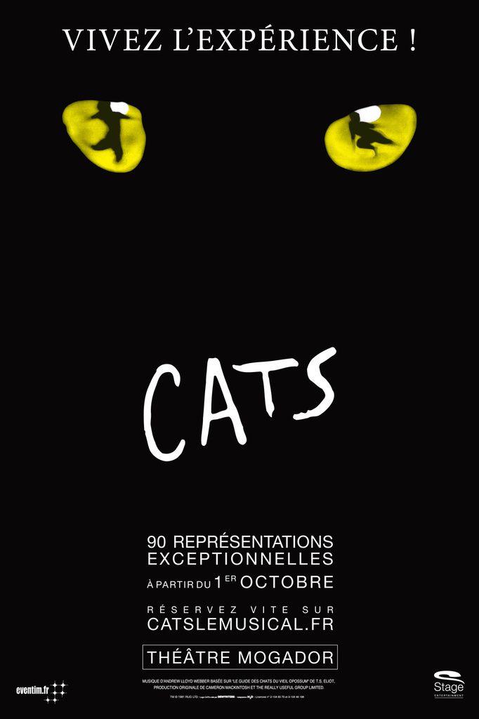 Cats - Visite des Coulisses