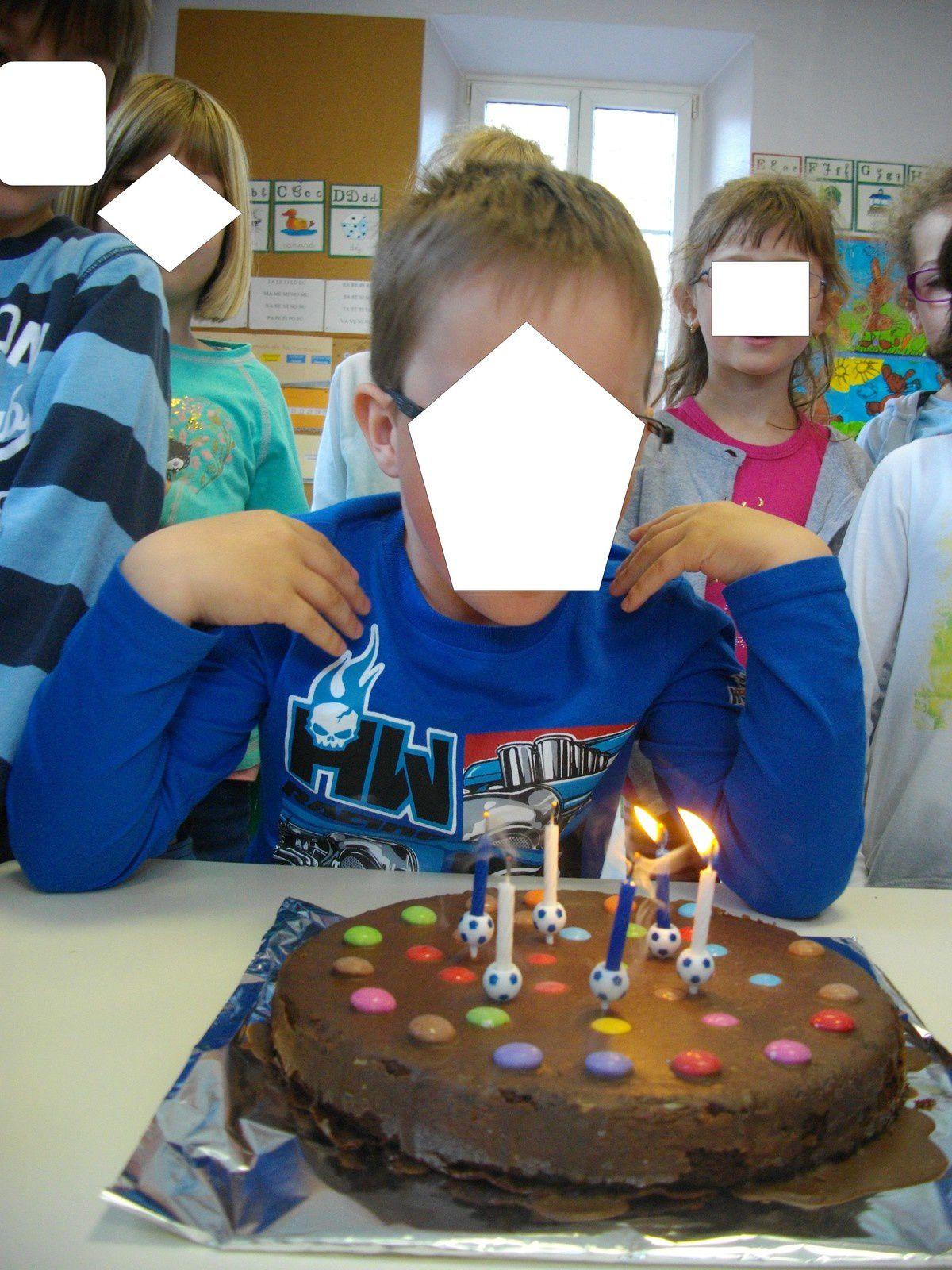 L'anniversaire d'Alexandre E.