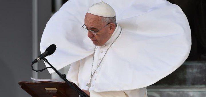 Les confusions du pape François