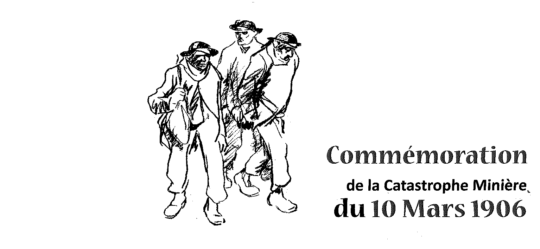 Ce vendredi 10 mars à 11 h 00 commémoration de la catastrophe de Courrières à la Nécropole de Méricourt, rue Uriane Sorriaux
