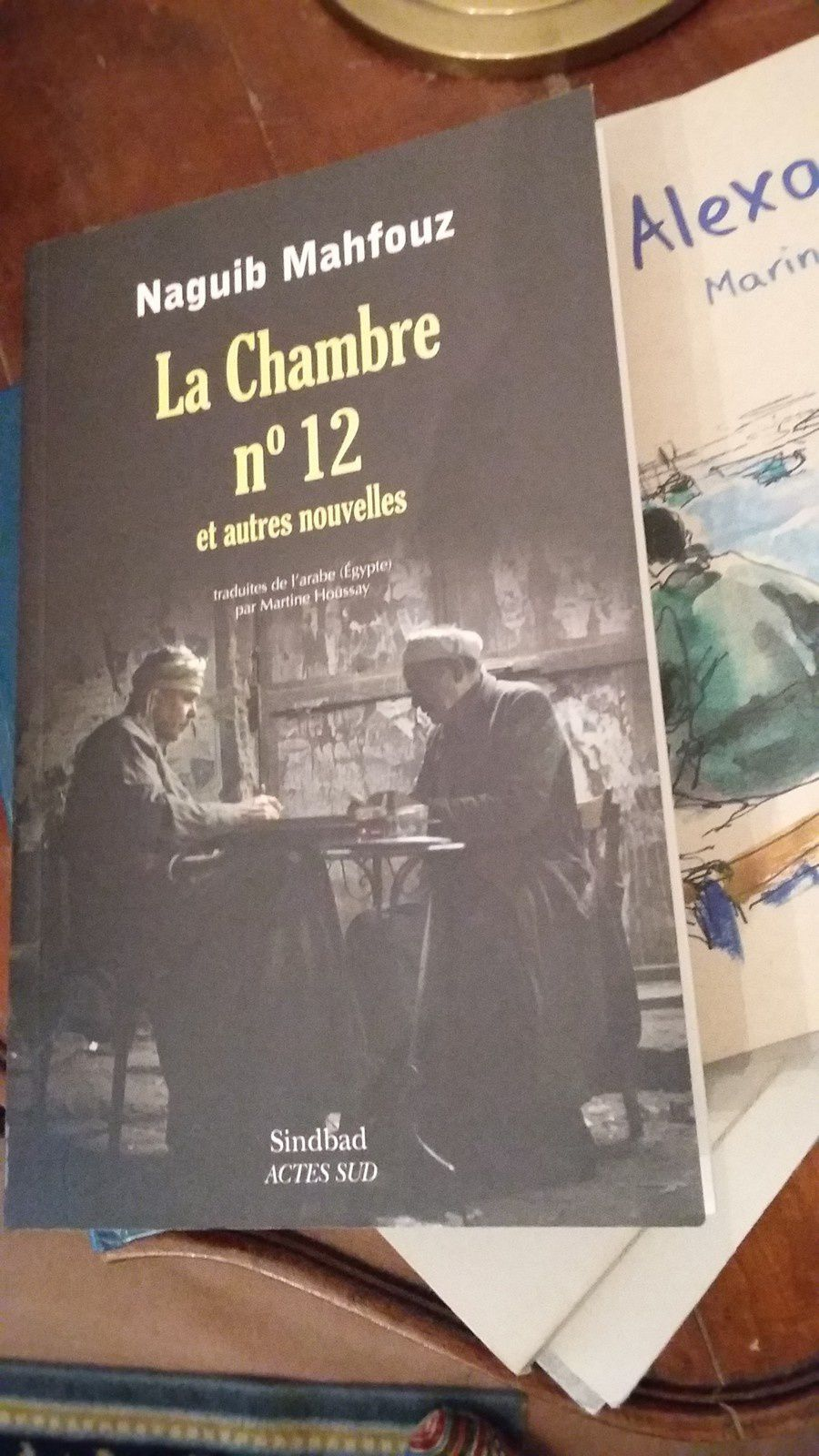 #VendrediLecture 20 mai 2016