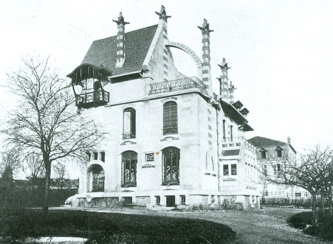 Henri Sauvage et la maison Jika