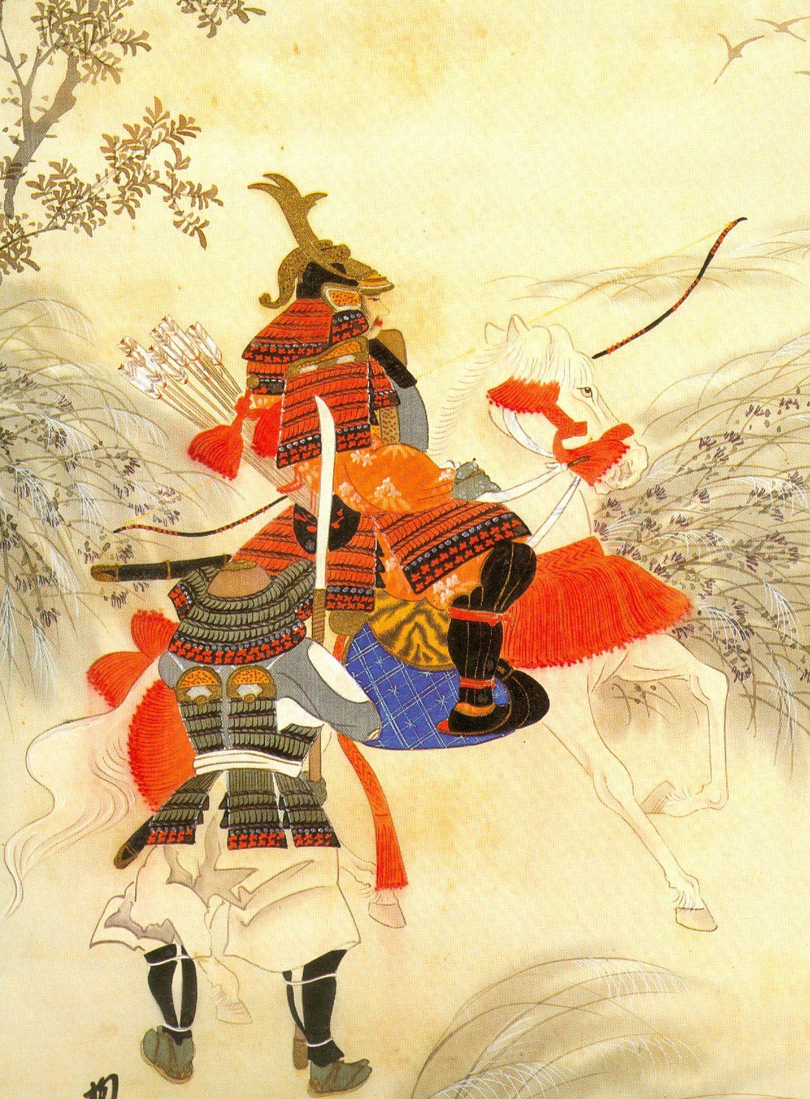 Entre mythe et histoire : le samouraï