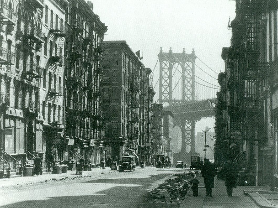 Le New York de Berenice Abbott