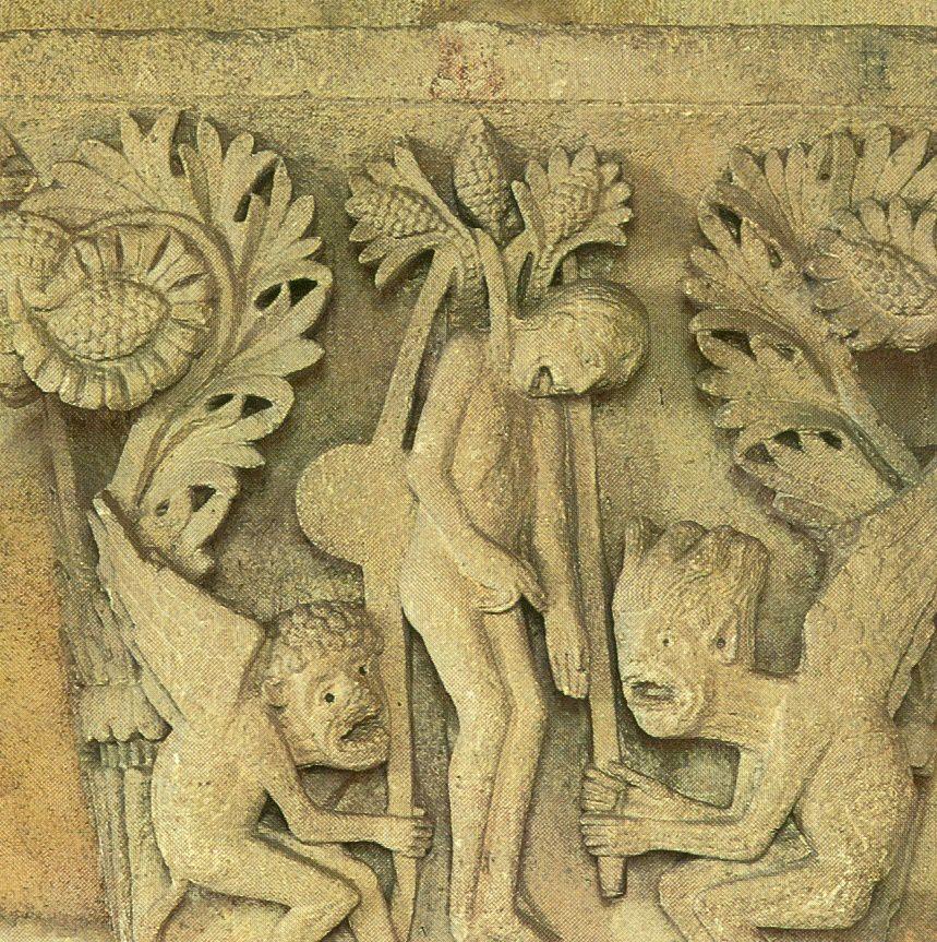 Statuaire médiévale : Maître Gislebert