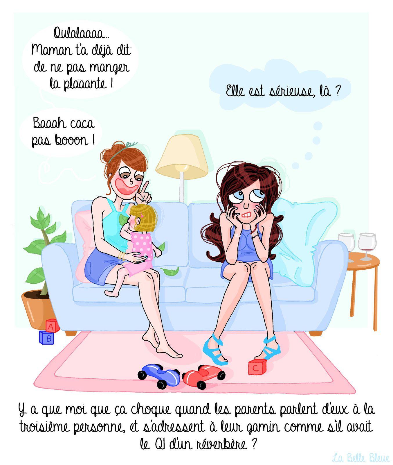 Comment parler à son enfant