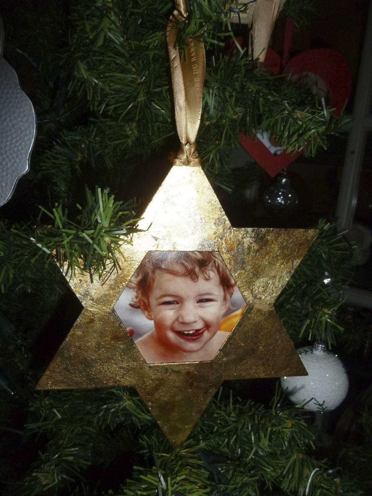 L'étoile à six branches
