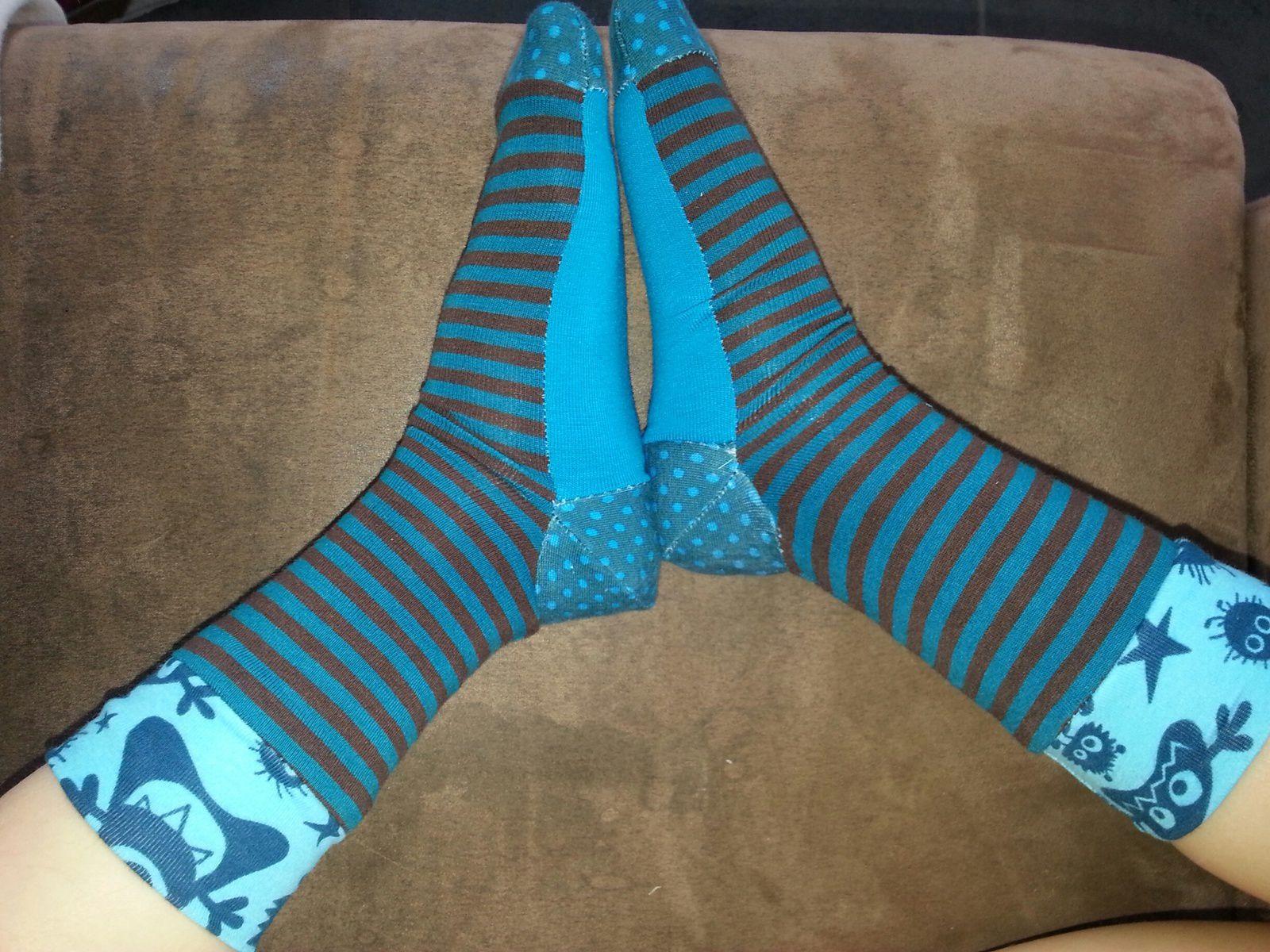 les chaussettes de l'archiduchesse..