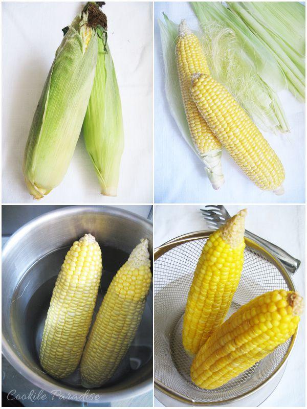 Epis de maïs aux épices &amp&#x3B; citron vert à la façon barbecue