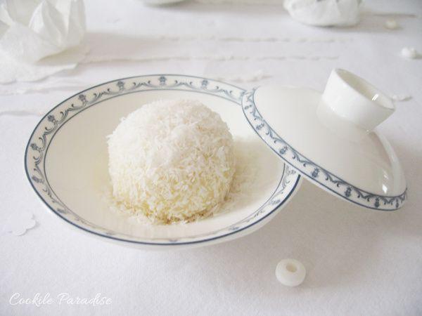 Coquillage, culture & de sucre...ma perle de coco