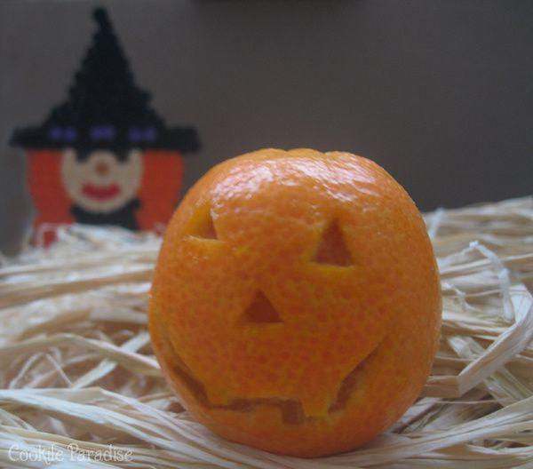 Halloween Mummy, Jack'O Lantern, monsters & cie ♥ Cute food et DIY en perles hama