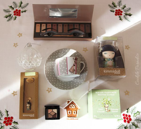 Pretty things ♥ birthday and Christmas gift