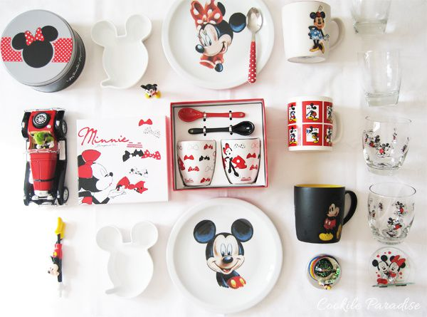 Mickey mouse and me ♥ la petite collection