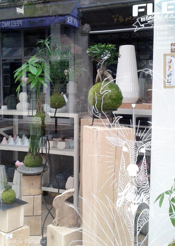 Des jolies choses pour la décoration &amp&#x3B; la table ♥ Immersion chez Fleux, 'the concept store' design et tendance à Paris