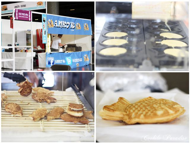 Cuisine washoku, bubble tea, onigiri &amp&#x3B; taiyaki, immersion à la Japan Expo Paris 2015 - 16 ème impact (Partie I)