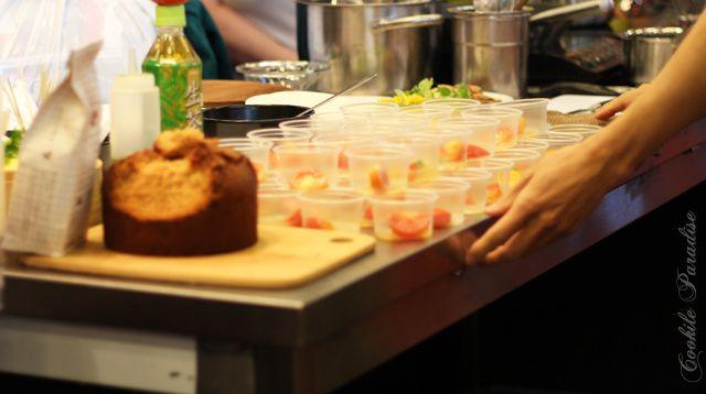 Cuisine washoku, bubble tea, onigiri & taiyaki, immersion à la Japan Expo Paris 2015 - 16 ème impact (Partie I)
