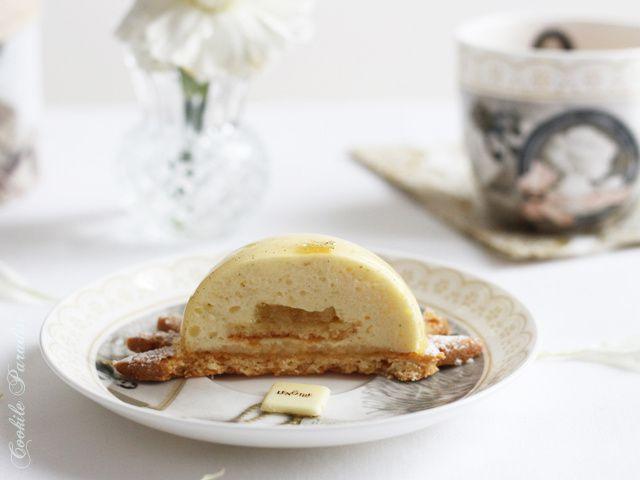 L'authentique soleil citron, la pâtisserie fine &amp&#x3B; chic de chez Lenôtre Paris pour le Tea Time – Acte I
